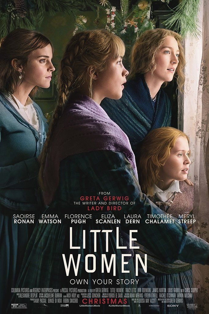 Little Women 2019 Poster In 2020 With Images Woman Movie Full