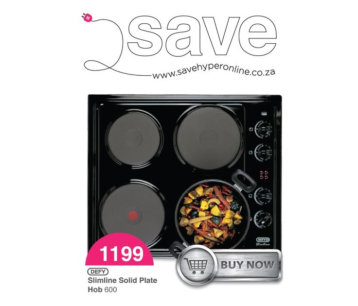 Get the #Defy 600 Slimlin eHob WITH control panel on SALE! Shop now >>>  http://goo.gl/e2VhNC