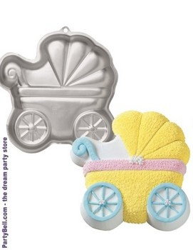 235 best chocolate candy molds and cake molds images on pinterest - Wilton baby shower favors ...