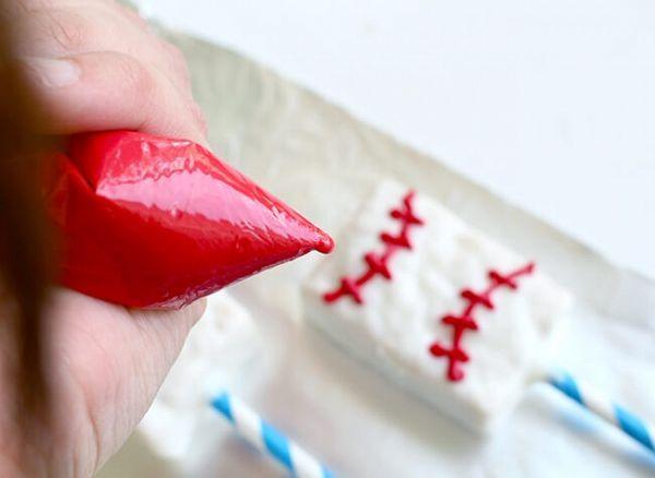 Baseball Dessert Recipes