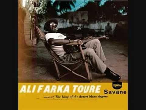 Ali Farka Toure - Machengoidi