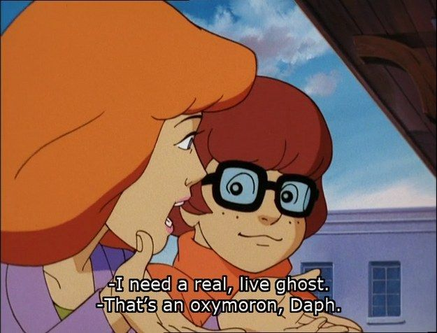 """There's always time for an English lesson. 