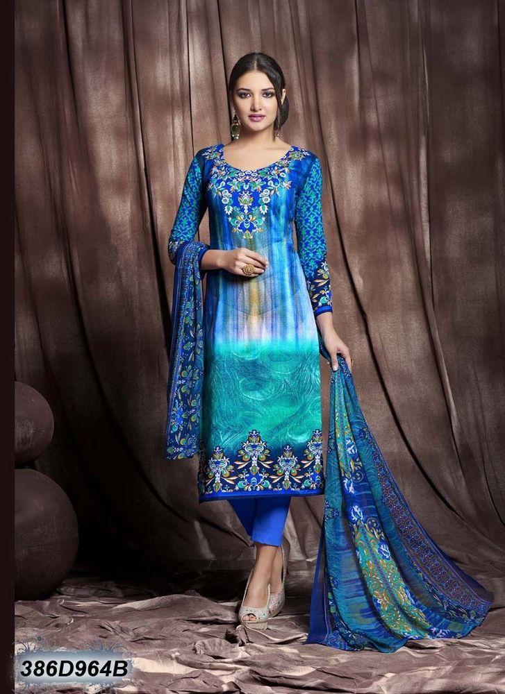 Anarkali Salwar Kameez Designer Indian Dress Bollywood Ethnic Party Wear Suit
