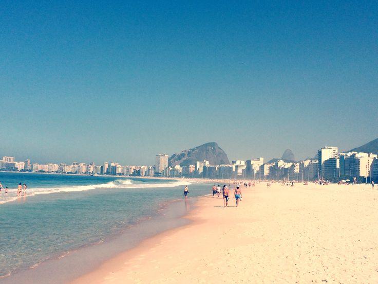 Copacabana  Baby ! - RIODEJANEIRO