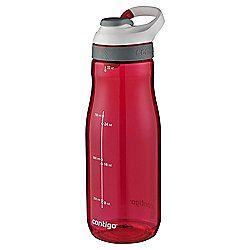 Contigo 950ml Cortland Water Bottle, Red