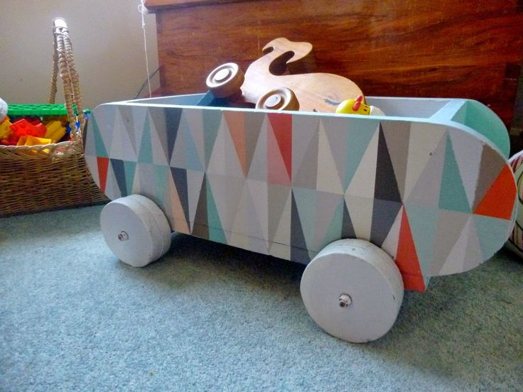 { Genesis found x o x o }: wagons + masking tape + test posts = perfect project for crazy perfectionists!
