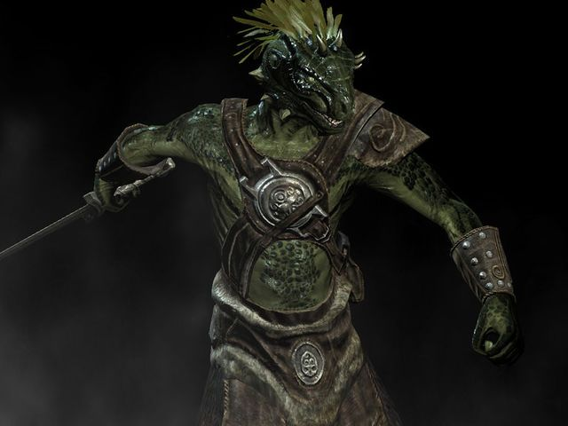 Which Elder Scrolls Race Are You?  Argonian    A reptilian race of lizard-folk from the dark swamps of Black Marsh, to some the Argonians seem cold and uncanny. Surviving the dangers of their homeland has made them adept with both weapons and magic. The Argonians are possessed of a cool intellect, and are well-versed in the magical arts, stealth, and the use of blades. They are also guerilla warfare experts, long accustomed to defending their borders from invaders