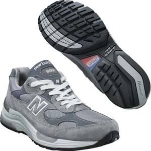 New Balance 992 — I wear one brand of sneakers. After running life is over, they become street sneaks and then after that house sneaks.