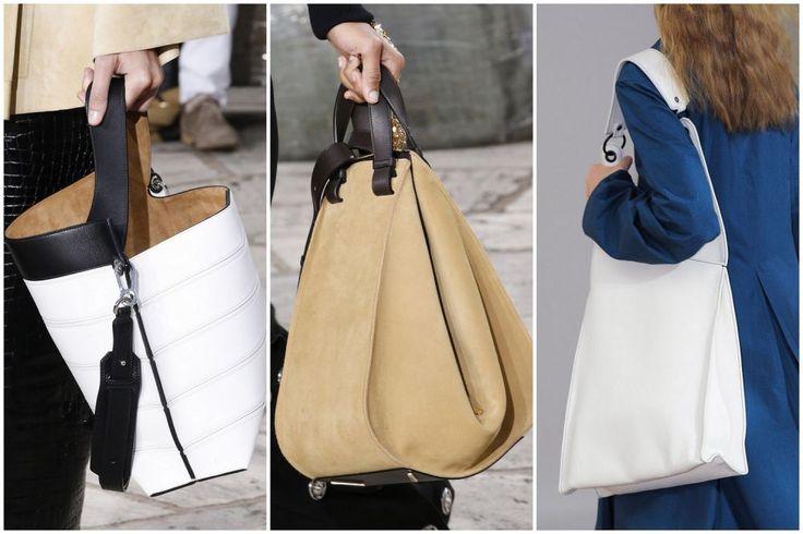Милые дамские штучки. Какие сумки актуальны летом 2016 👜  Яркие контрасты форм и размеров заставляют дизайнеров метаться между крошечными клатчами и сумками оверсайз. Такие огромные аксессуары гораздо практичнее, миниатюрных ключниц. Большие сумки могут иметь самые различные формы: спортивные баулы, геометрически правильные сумки-пакеты, все они актуальны для повседневного ношения. Что бы такие вещицы не напоминали мешки в овощном магазине, дизайнеры используют яркие принты, колористику и…