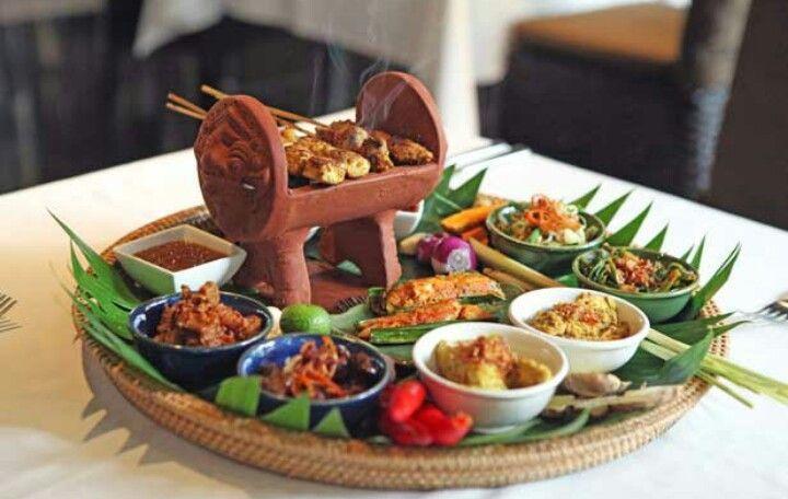 Balinese foods