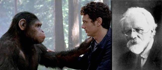 28 février 1927 ♦ Babette et Syvette, deux femelles chimpanzés, sont inséminées avec du sperme humain !