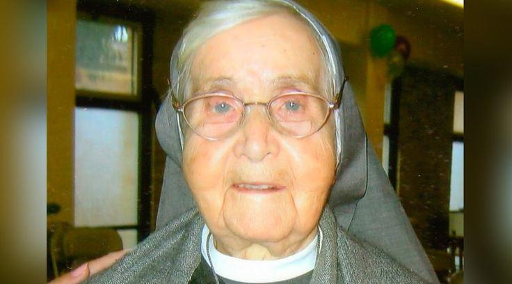 Fallece religiosa de 110 años que salvó judías de los nazis y a inmigrantes en Estados Unidos