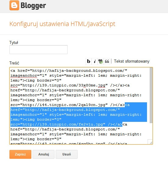 Hafijas Blogger Design: 03/2012