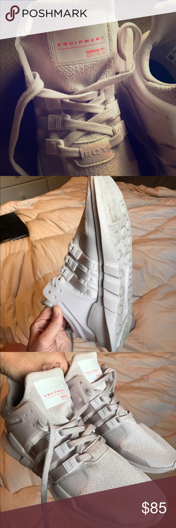 Women's Adidas Equipment Shoes Women's adidas equipment shoes / perfect condition / lavender color adidas Shoes Athletic Shoes