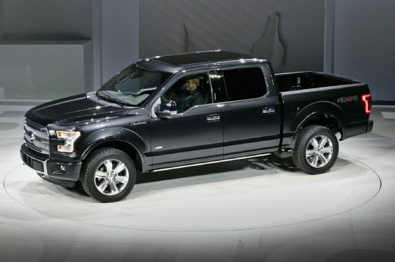 First Look: 2015 Ford F-150