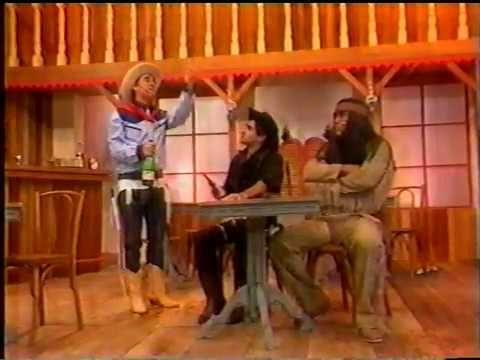 Os Trapalhões - Didi enfrenta dois bandidos perigosos em um bar do velho...