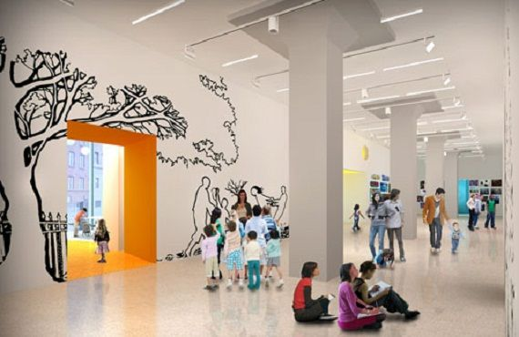 Childrens Museum of the Arts Best Places to Visit in New York with Children