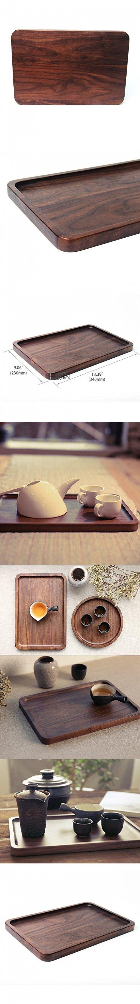 Black Decorative Tray Delectable 428 Best Decorative Trays Images On Pinterest  Decorative Trays Design Ideas