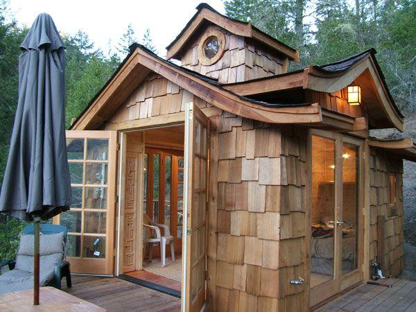 Tiny house in California