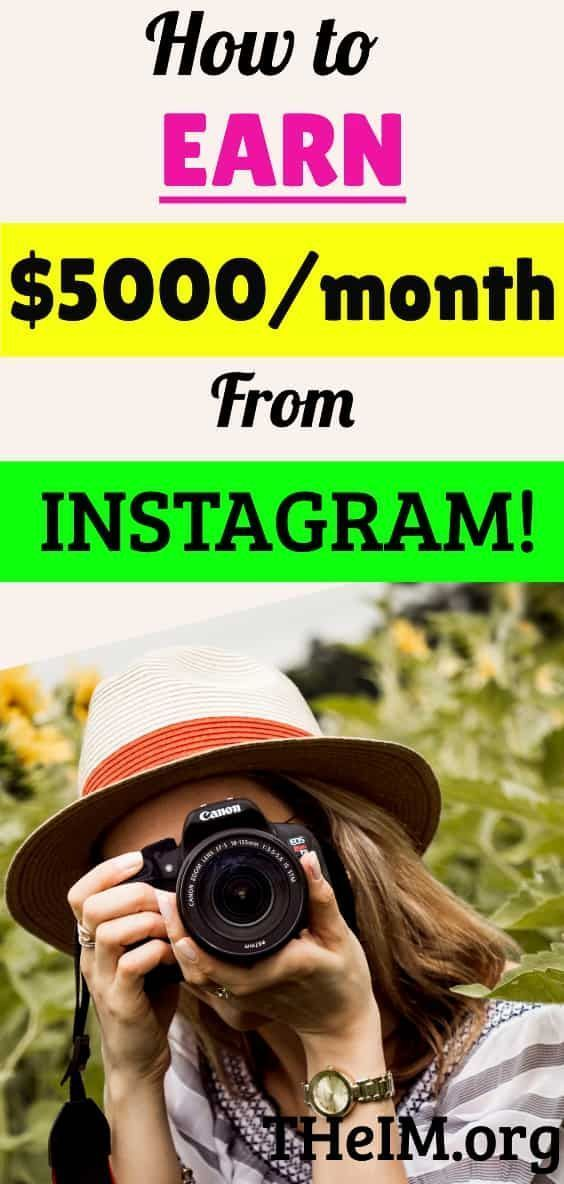 Top 5 Creative Business Ideas To Start On Instagram! – Social Media Marketing