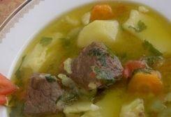 Κρεατόσουπα με λαχανικά - gourmed.gr