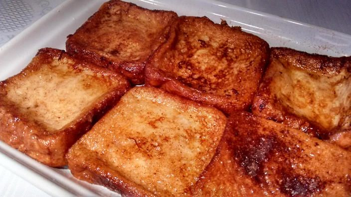Torrijas is Spain's take on French toast.