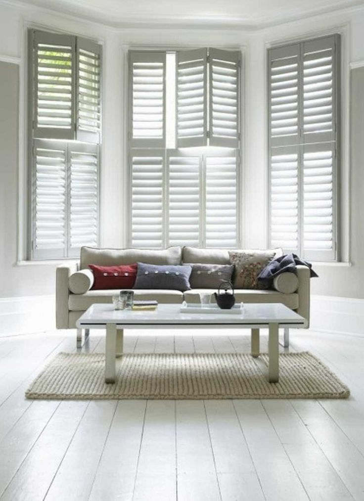 An interior window shutter can be defined as a solid and stable covering that consists of both vertical stiles and horizontal rails. The inside of a frame can either be made of fabric, solid panels or glass among several other materials. This makes interior window shutter a good addition to each and every household; the versatility