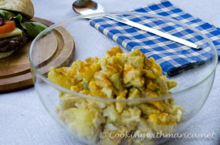 potato salad pics   20 ott Insalata di patate Americana/ Potato Salad