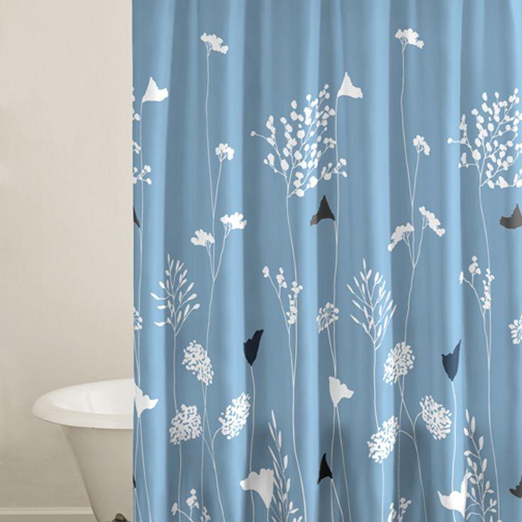 Goth Shower Curtain Part - 30: Shower Curtain Curtain