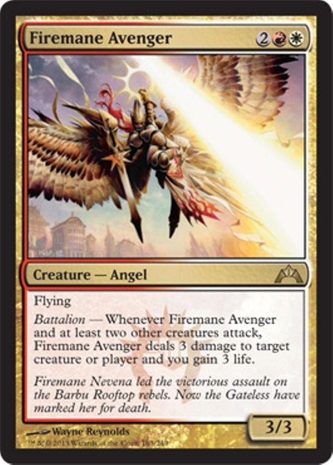 .ebay.com/itm/mtg-RED-WHITE-BOROS-DECK-firemane-avenger-angels-Magic ...