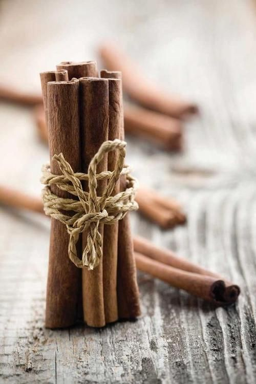 Cinnamon is a delightful uplifting essential oil as is it warms the heart and emotions
