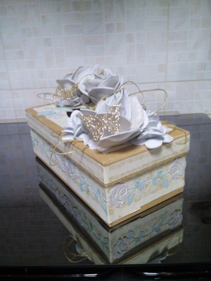 Decorated box