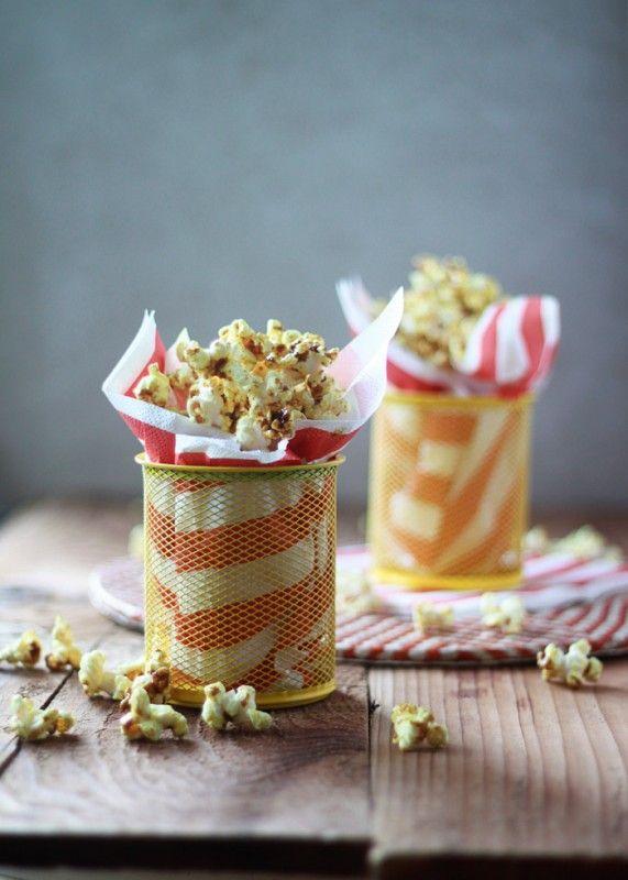 Popcorn-curry