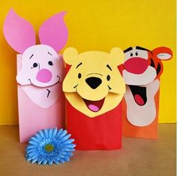 Winnie the Pooh Crafts & Fun Foods Roundup