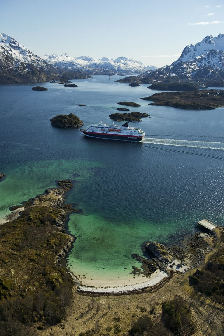 Hurtigruten adds new 'Flavour of Norway' packages