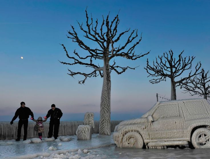 Best EXTREME WEATHER EVENTS Images On Pinterest Extreme - 17 cars turned into art thanks to frosty winter weather