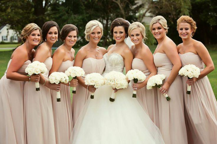 Classically Glamorous New Jersey Wedding - MODwedding