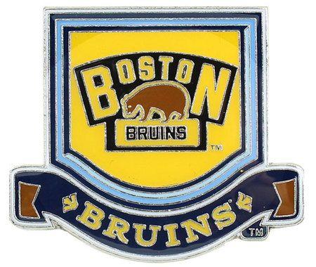 2016 NHL Winter Classic Boston Bruins Team Pin