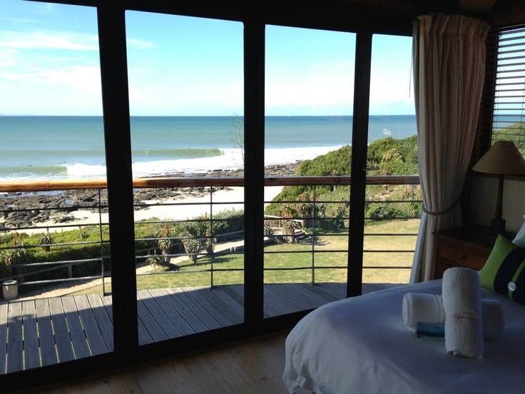 Penthouse pondering... to surf, or not to surf. Surf!!!! @Tropicsurf Africa