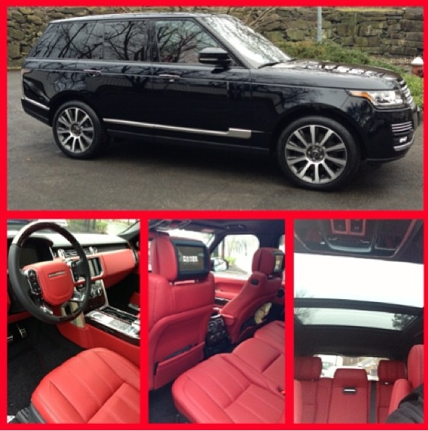 Range Rover 2014---- So damn sexy!!!