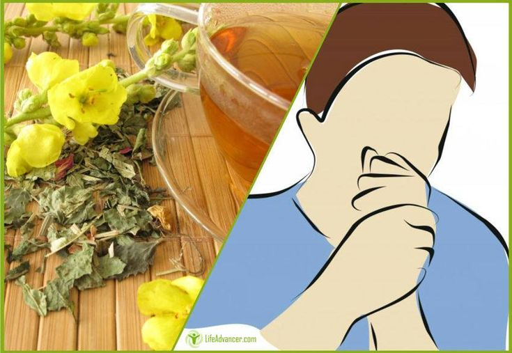 How to Remove Mucus from Lungs Naturally with This 3-Ingredient TeaLife Advancer
