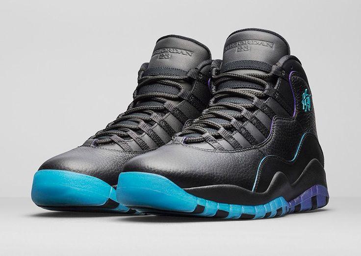 """Air Jordan 10 Retro City Pack """"Shanghai"""" Releasing in China This Week - EU Kicks: Sneaker Magazine"""