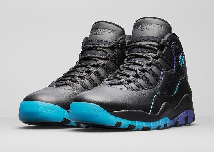 "Air Jordan 10 Retro City Pack ""Shanghai"" Releasing in China This Week - EU Kicks: Sneaker Magazine"