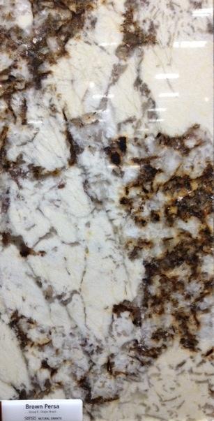 Persian Brown Granite : Brown granite and tops on pinterest