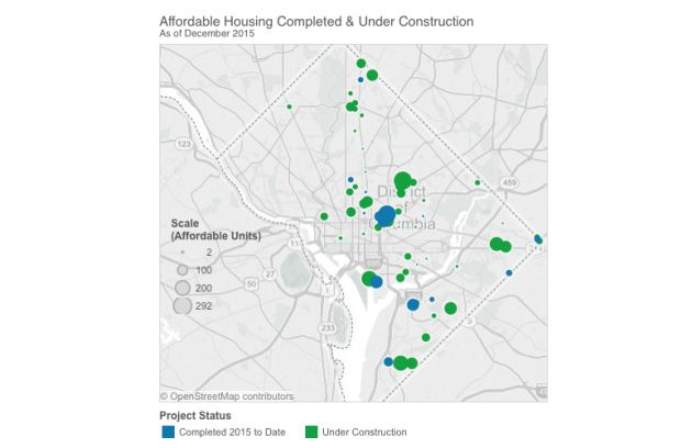 Mayor Bowser Just Made DC's Economic Data Open-Source On Wednesday, Mayor Muriel Bowser's administration launched a new economic development dashboard, with the aim of providing District residents with easily accessible data on employment, income...