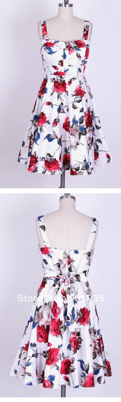 FREE SHIPPING 2013 best selling  rockabily dress vintage dress 50s rockabilly dress underskirt $49.55