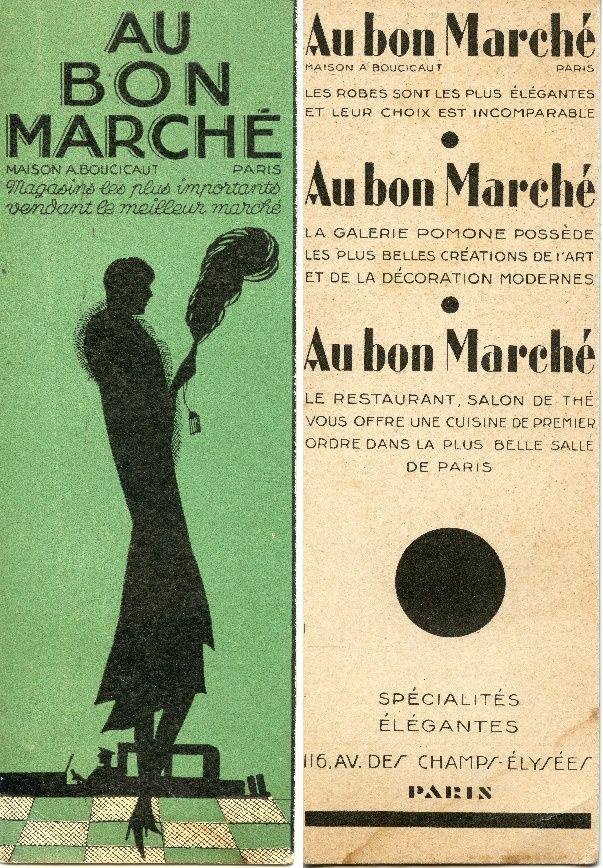 Au Bon Marche - Paris