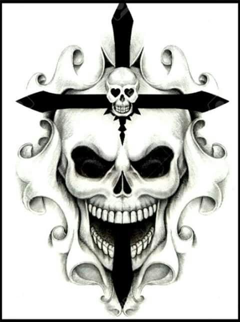 Tattoo hand tatoo skull tattoos skulls tattoo designs skull art wallpaper skeletons crayon