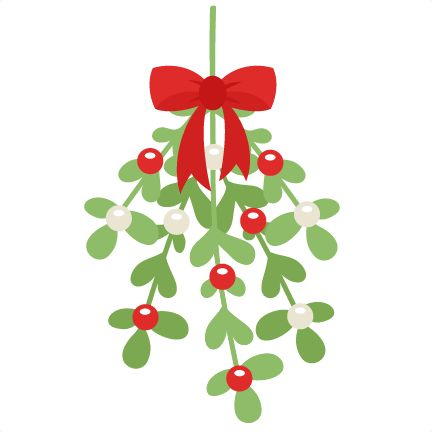 Freebie of the Day! Mistletoe - mistletoe121615 - Freebie of the Day! - Miss Kate Cuttables | Product Categories Scrapbooking SVG Files, Digital Scrapbooking, Cute Clipart, Daily SVG Freebies, Clip Art