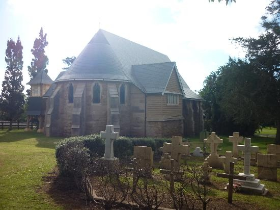 St Barnabas Chapel on Norfolk Island